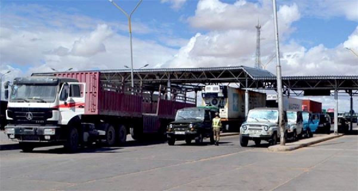 ОХУ-ын Чита хотын гаалийн нутаг дэвсгэрт тээврийн хэрэгслийг хэрэглэх талаар...
