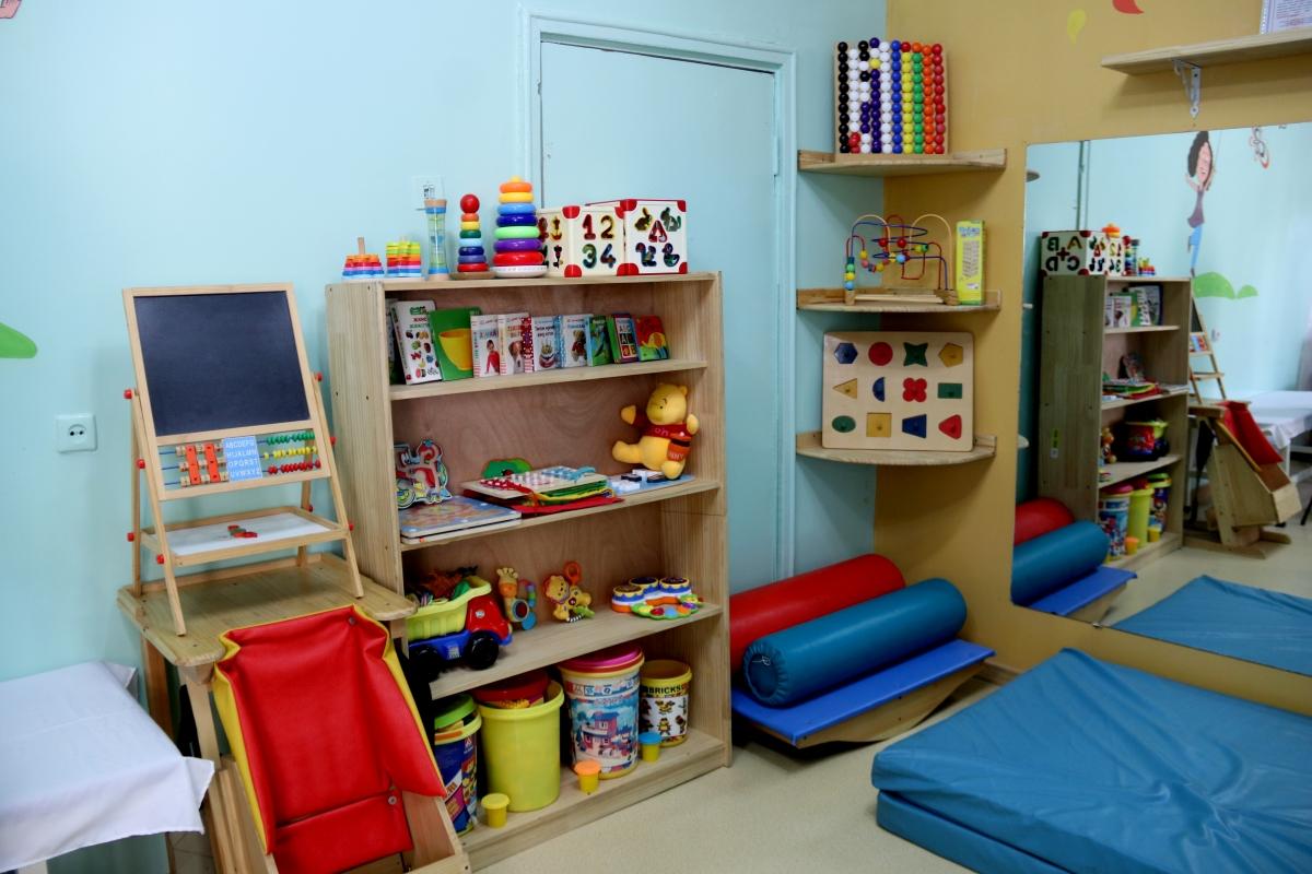 Хөгжлийн бэрхшээлтэй хүүхдийн сэргээн засах төвд бүрэн засвар хийгдлээ